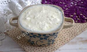 Мацун – армянский кисломолочный напиток