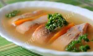 Заливное из форели: вкусный рецепт в домашних условиях