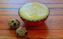 Майонез из перепелиных яиц в домашних условиях