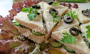 Сэндвичи  по-тайски