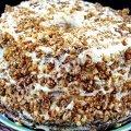 Домашний торт Франкфуртский венок рецепт с фото
