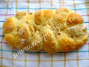 Домашний хлеб с отрубями и паприкой фото 7