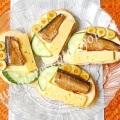 Бутерброды к новогоднему столу