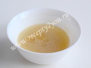 фрукты в чайном желе фото 1