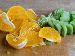 фрукты в чайном желе фото 4