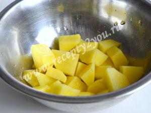 постный борщ с фасолью фото 6