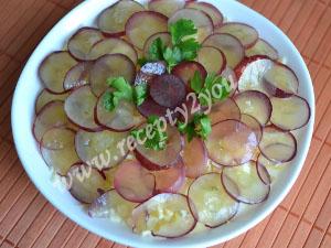 Салат с курицей и виноградом. Рецепт с фото 10