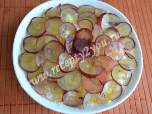Салат с курицей и виноградом. Рецепт с фото 9