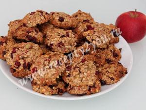 диетическое печенье из геркулеса фото 1