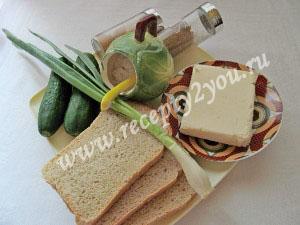 Сэндвичи по-тайски. Рецепт фото 1
