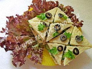 Сэндвичи по-тайски. Рецепт фото 12