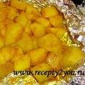 Картофель с куркумой запеченый в духовке