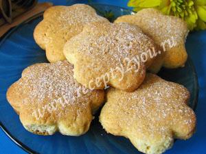 Песочное печенье простой рецепт фото 10