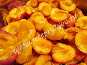 Джем из абрикосов на зиму фото 1