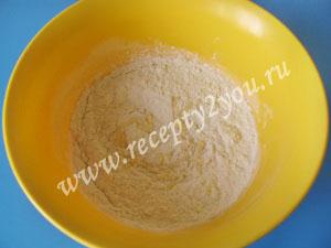 Песочное печенье простой рецепт фото 4