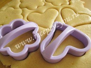 Песочное печенье простой рецепт фото 7