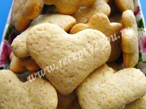 Песочное печенье простой рецепт фото 9