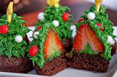 Новогодние десерты 2014