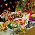 Рецепты на новогодний стол