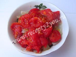 Салат с баклажанами и сыром фото 15