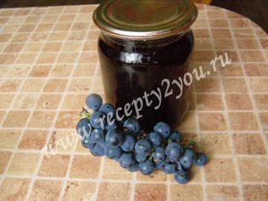 Виноградный сок на зиму. Рецепт в соковарке фото 7