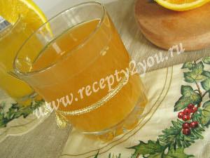 Апельсиновый чай фото 10