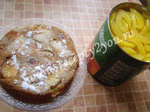 Вкусная  шарлотка с яблоками фото 11
