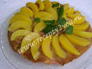 Вкусная  шарлотка с яблоками фото 12