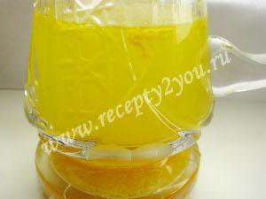 Апельсиновый чай фото 5