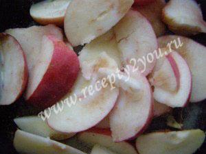 Вкусная  шарлотка с яблоками фото 7