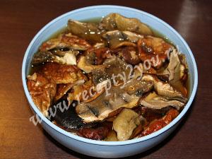 Суп из сушеных грибов с перловкой фото 2
