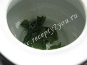 Чай с мятой фото 3