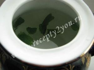 Чай с мятой фото 4