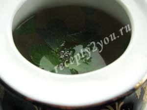 Чай с мятой фото 7