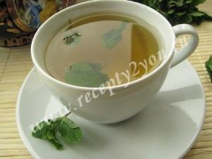 Чай с мятой фото 8