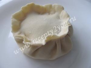 Пирожки с грибами и сыром фото 10