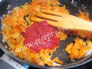 Тефтели с рисом в соусе фото 12
