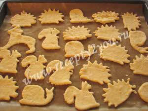 Рождественское печенье меломакарона фото 14