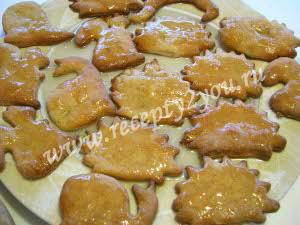 Рождественское печенье меломакарона фото 17