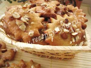 Рождественское печенье меломакарона фото 18