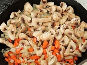 Овощной суп с тыквой фото 5