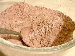 Шоколадное печенье с кремом фото 5