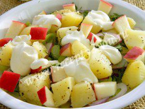 Простой салат на Новый год фото 6