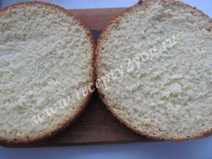 Торт Зимняя сказка фото 10