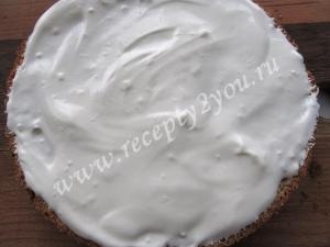Торт Зимняя сказка фото 11