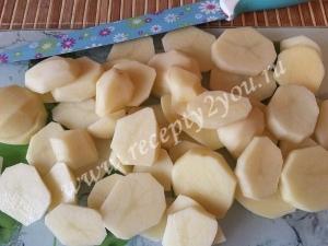 Свиные ребра с картошкой в духовке фото 3