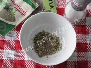 Салат с сыром фета фото 8