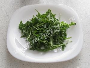 Салат с кальмарами и авокадо фото 8