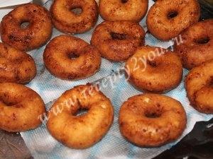 Творожные пончики фото 8