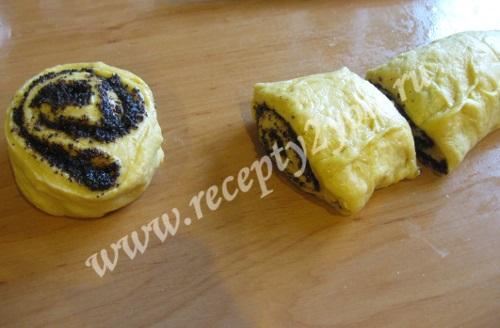 Домашние булочки с маком фото 16